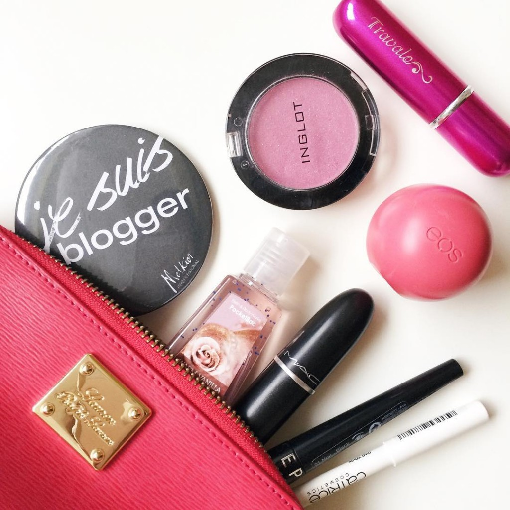 Beauty bag  letsbegorgeousbeautybaglittlebeautybaginstadailyinstastylestylebbloggersbbloggersrobloggerconstanteaninstafamousinfluencermuacosmeticsmakeupaddictmaceosralphlaurenfashionistamakeupofthedaymakeupcollectionbeautygorgeouslifestylebloggerbbwsephorasephoracollectiontravalo