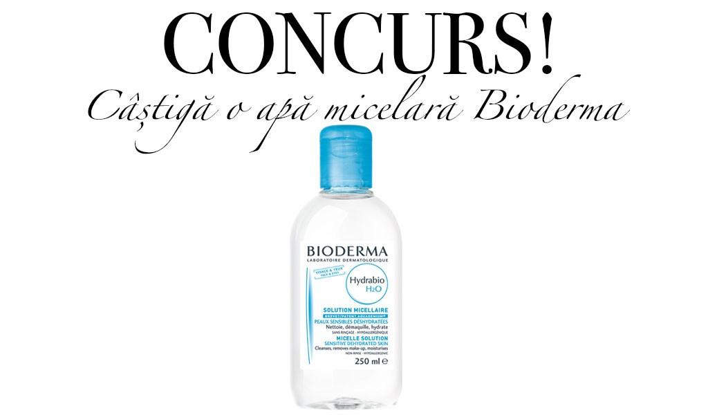 concurs bioderma