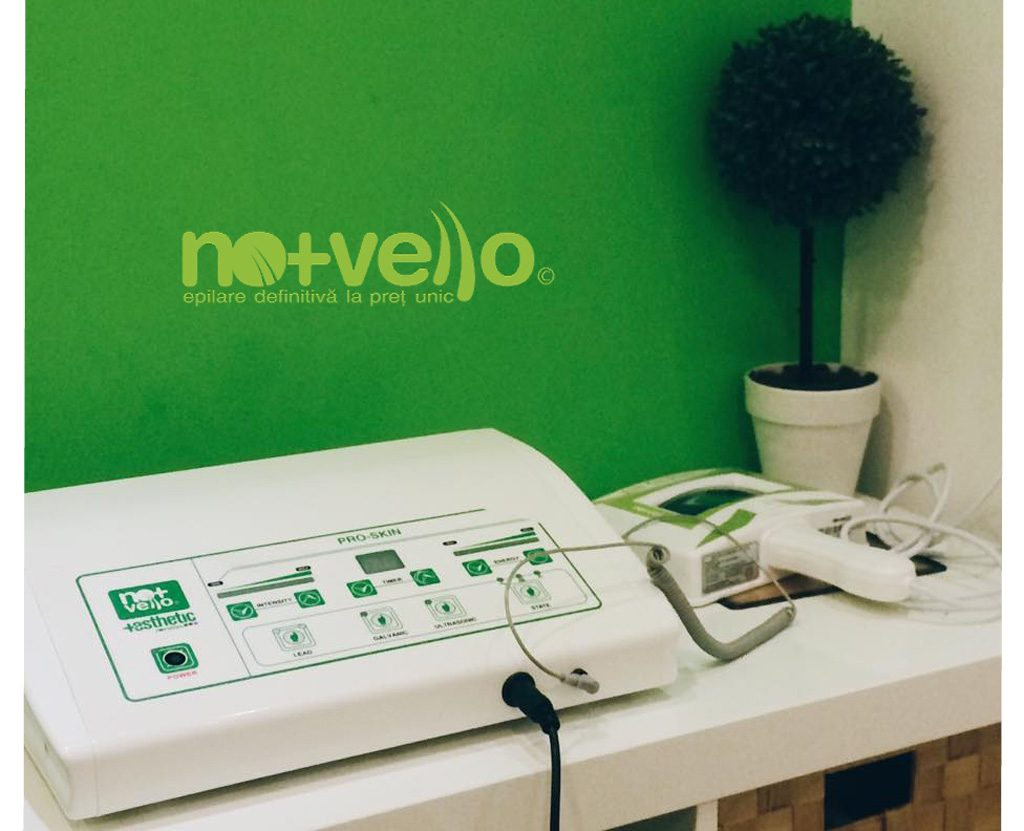 Curățarea facială Pro Skin de la Nomasvello