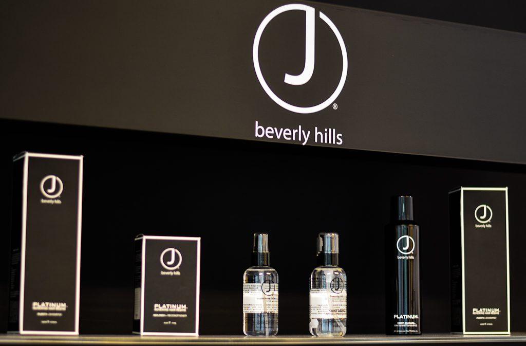 J Beverly Hills - Tratament pentru păr degradat