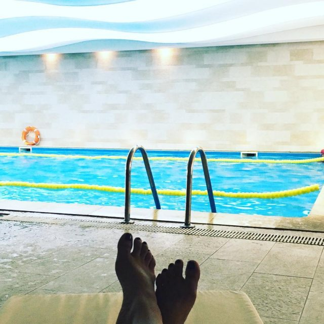 Spa amp pampering Pool time letsbegorgeouslbgblogiakiiakispabeautyaddictbeautybloggerbbloggersrobloggerconstanteanconstantapooltimespadayspa Citeste mai mult