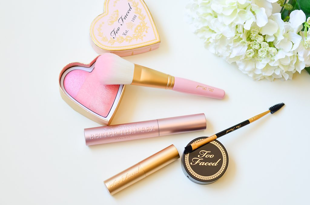 produse-too-faced-mascara-blush-gel-pentru-sprancene-pensule-too-faced