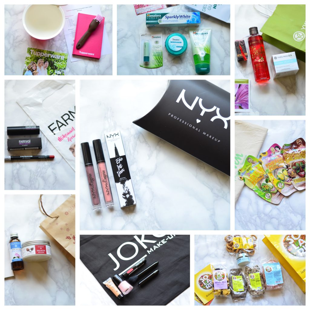 goodie bag spring bloggers meet constanta letsbegorgeous