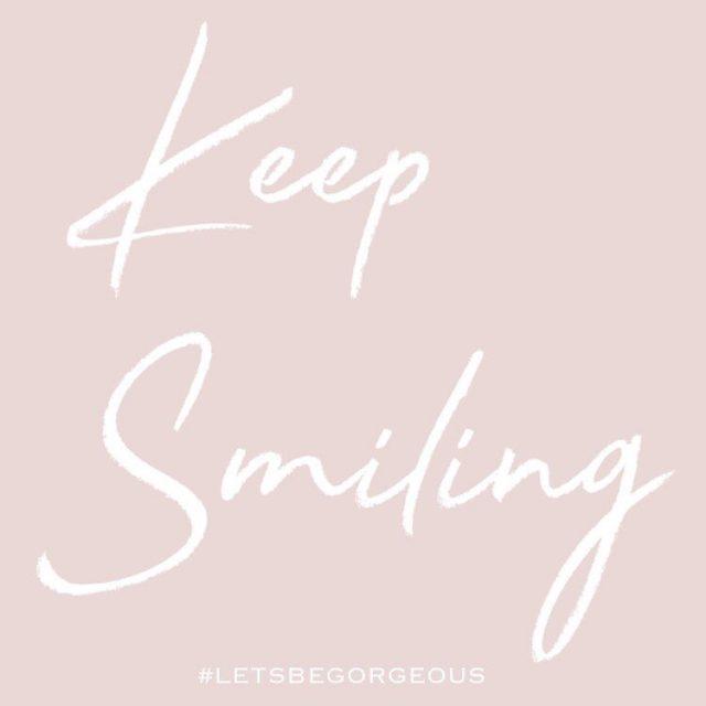 Keep smiling youre beautiful QuoteOfTheDay  goodlifeamazingdayinstaquotequotesdailyquotestagramquoteoftheday   hellip